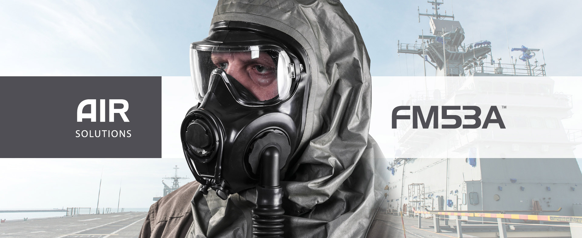 Avon Protection Air Purifying Respirator Personal